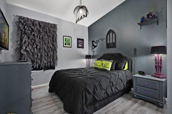Maleficent Bedroom