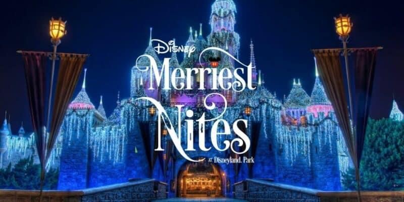 Merriest Nites Disneyland