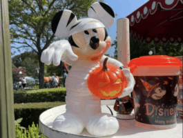 Mickey Mummy Popcorn Bucket