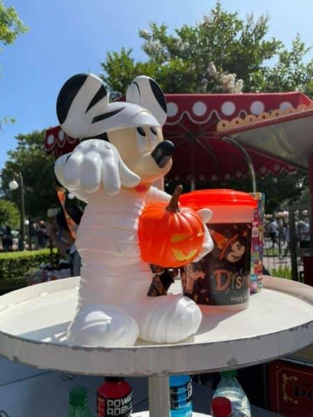 Mummy Mickey Popcorn Bucket