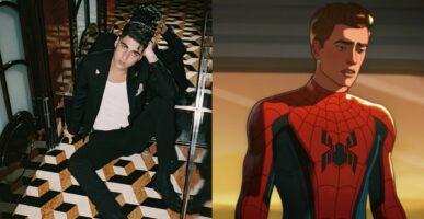 Hudson Thames (left) What If...? Spider-Man