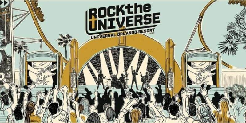 Rock the Universe