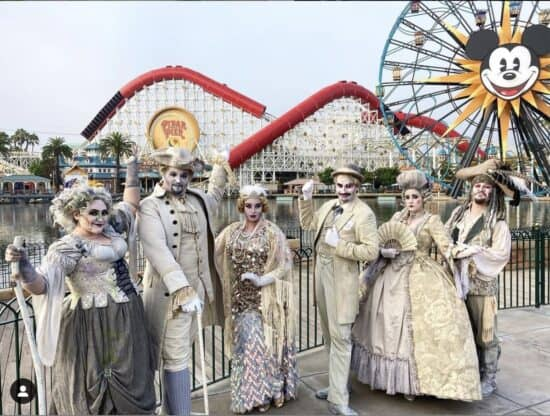SCAREolers DCA