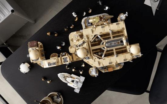 mos eisley cantina lego aerial