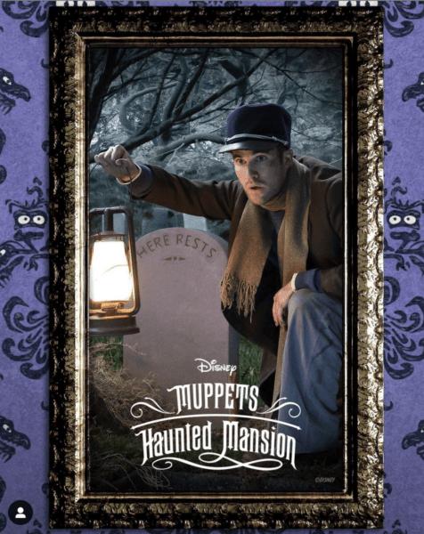 Muppets Haunted Mansion Darren Criss