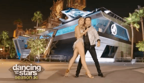 good morning america dancing with the stars