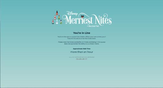 Merriest Nites virtual queue