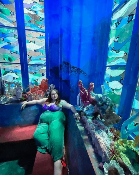 little mermaid bar actors