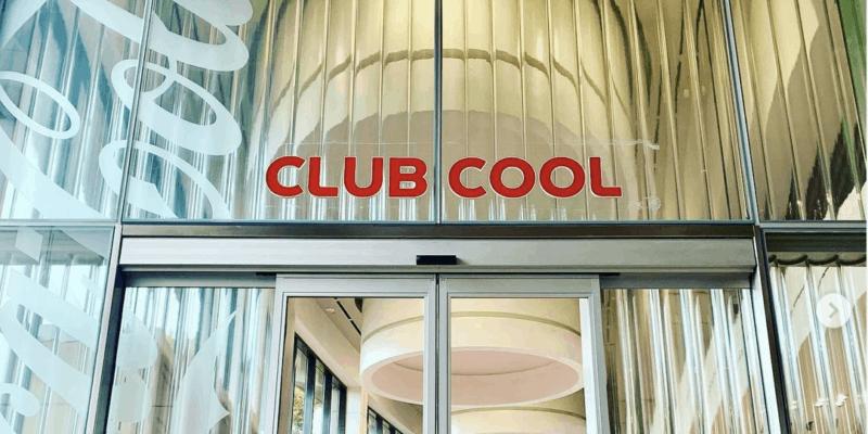 Club Cool new Entrance 2021
