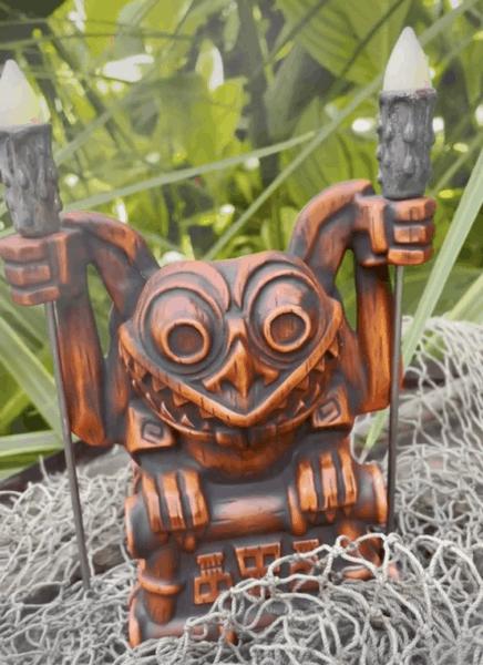 Disneyland haunted mansion tiki mug