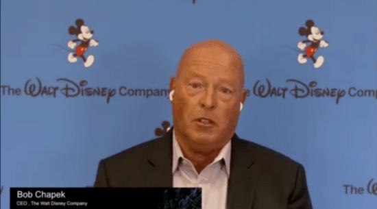 Bob Chapek at Goldman Sachs