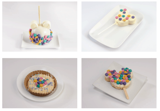 50th items confectionery