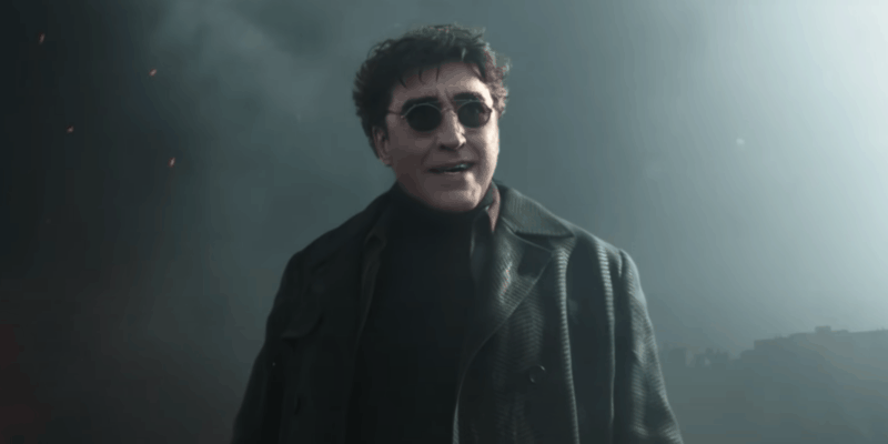 """Alfred Molina as Doctor Octopus in """"Spider-Man: No Way Home"""" (2021)"""