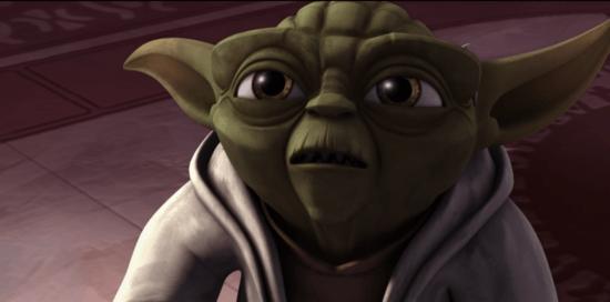 Yoda in