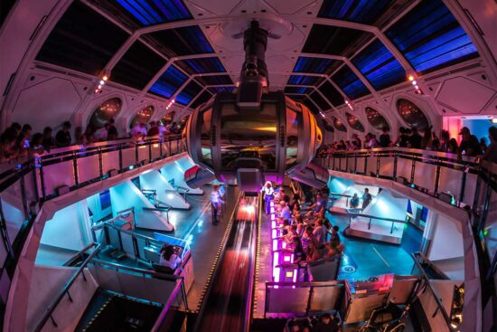 Space Mountain DL