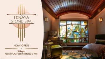 Tenaya Spa