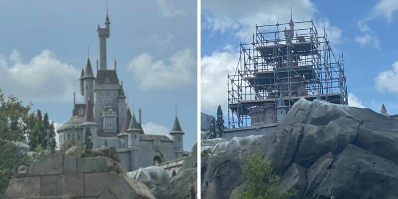 beasts castle construction