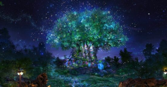 beacons of magic animal kingdom disney world 50th