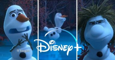 olaf recapping frozen