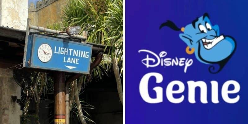 disney genie lightning lane