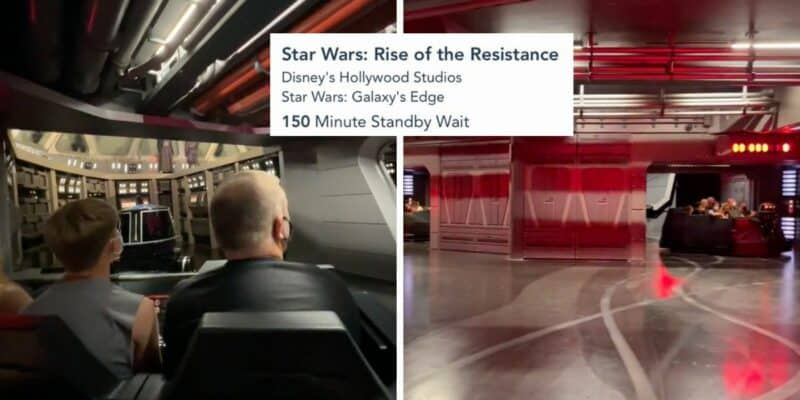 rise of the resistance breakdown