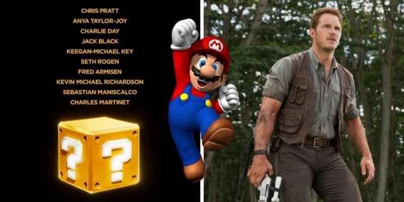 Chris Pratt, The Super Mario Bros.