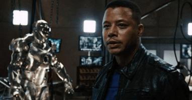Terrance Howard fired by Marvel