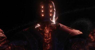 Arishem The Judge Celestials from Marvels Eternals