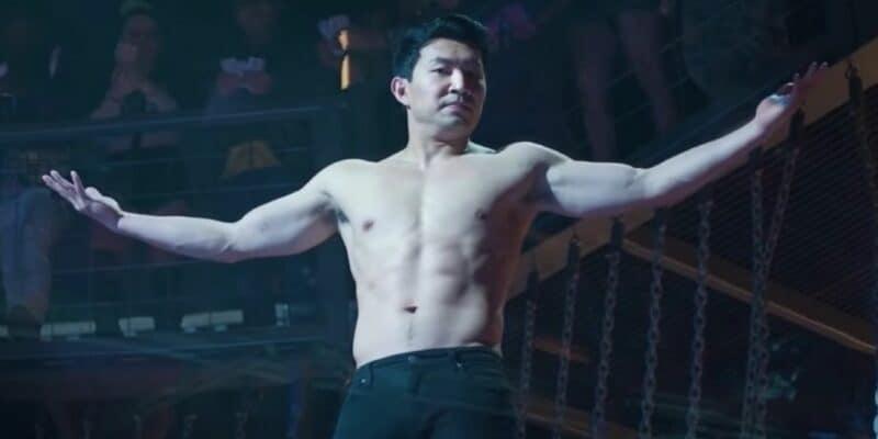 Simu Liu Shang-Chi