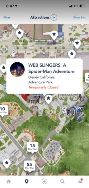 Web Slingers Down