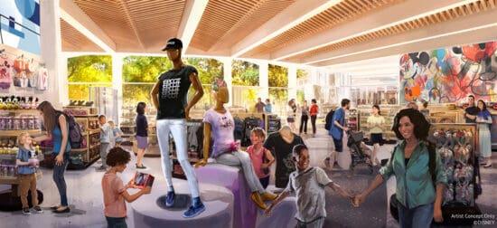 boutique de créations d'art conceptuel