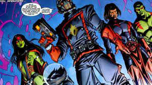 guardians of the galaxy comics