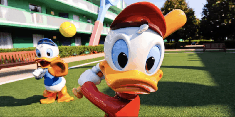 huey dewey and louie all-star sports statues