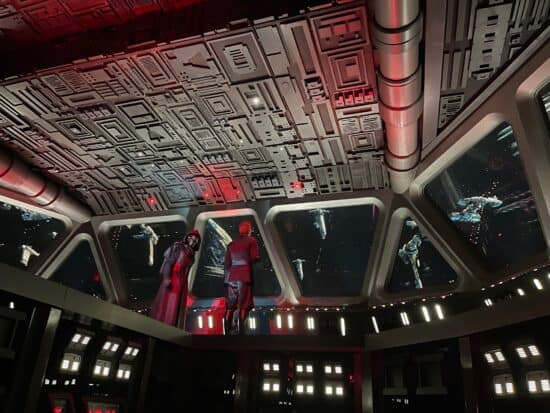 kylo ren and general hux rise of the resistance