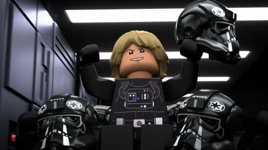 lego star wars terrifying tales luke skywalker imperial
