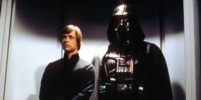 STAR WARS: EPISODE VI - RETURN OF THE JEDI, Darth Vader, Mark Hamill, 1983