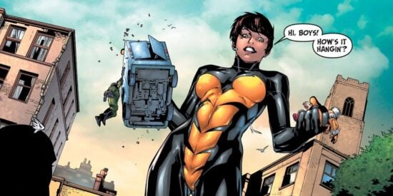 marvel comics avengers 77 debut of janet van dyne as giant wasp