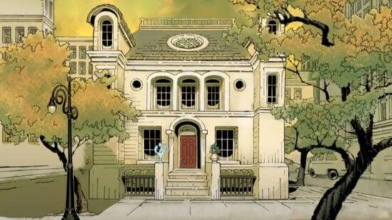 marvel comics doctor strange sanctum sanctorum