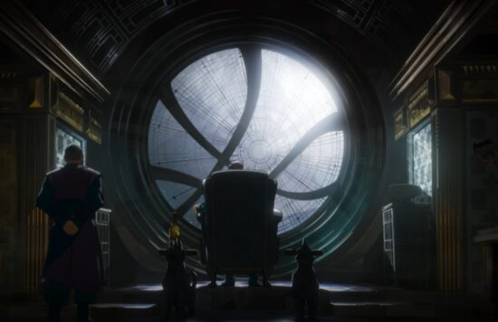 marvel doctor strange sanctum sanctorum in what if