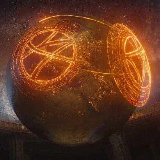 marvel doctor strange sanctum sanctorum protective shield