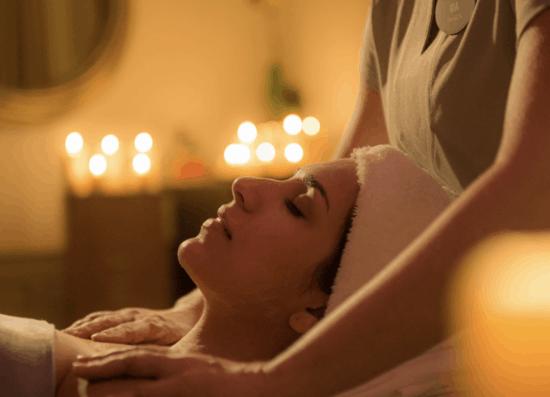 senses spa massage disney world