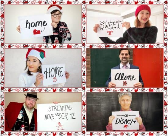 Home Sweet home Alone Cast