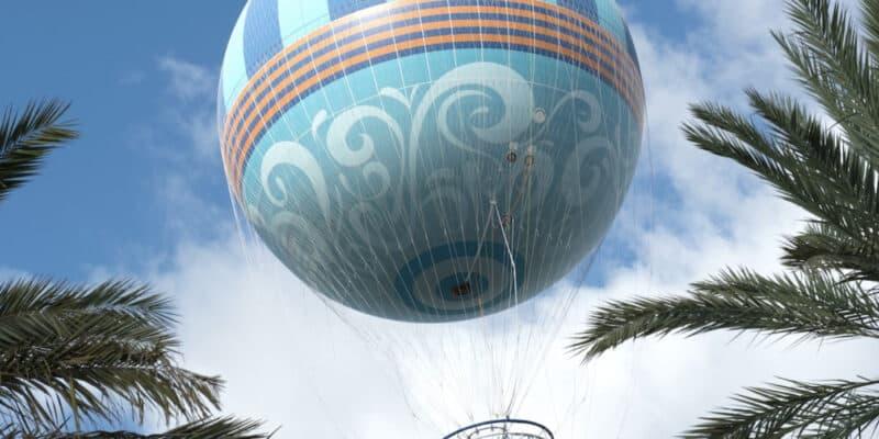 Aerophile balloon disney springs