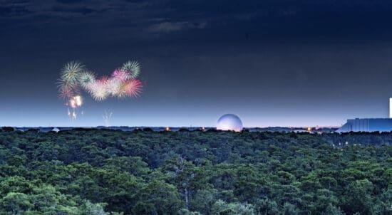 View from JW Marriott Orlando Bonnet Creek