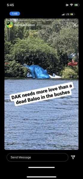 baloo kitetails
