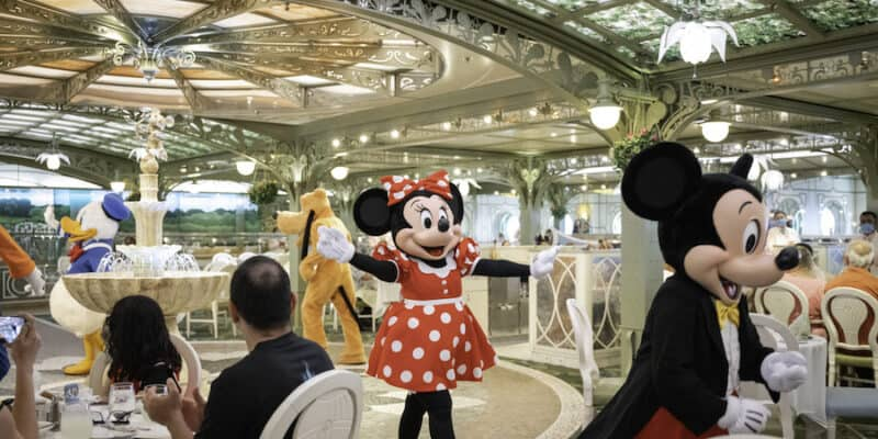 disney cruise line characters