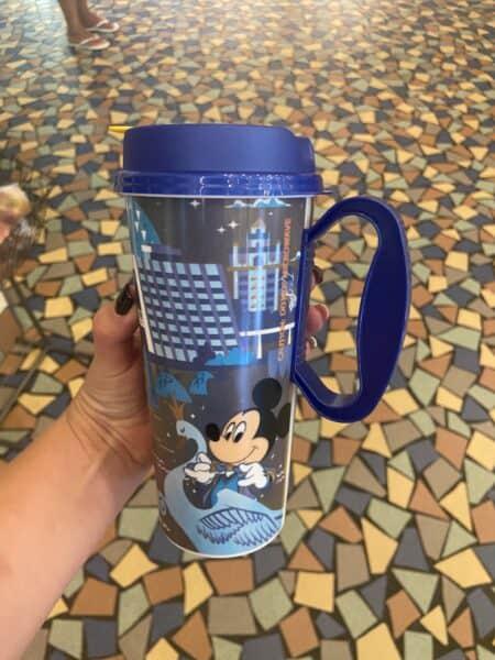 disney world 50th refillable mug