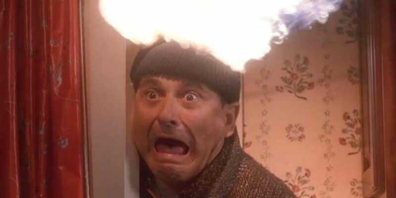 """Joe Pesci in """"Home Alone"""" (1990)"""