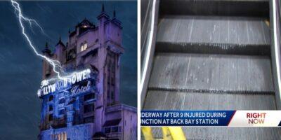 escalator tower of terror