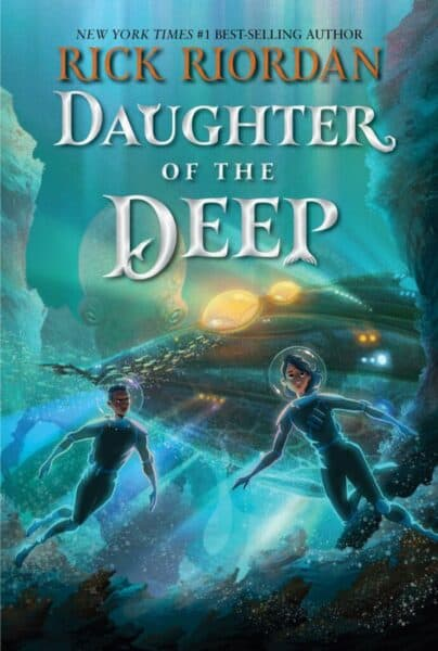 Daughter of the Deep Cover